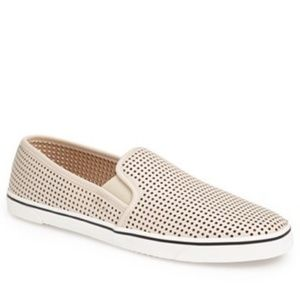 DV by Dolce Vita Perforated Slip On Sneakers